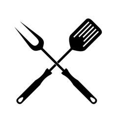 Bbq tools vector