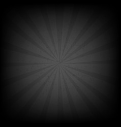 black burst grunge background vector image