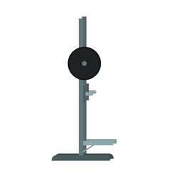 gym fitness equitment vector image