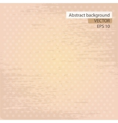 Light beige textured background vector