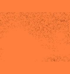 orange comic book page abstract polka dot vector image