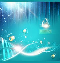 science design vector image vector image