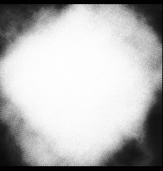 vintage texture for vignette background vector image