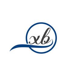 Xb logo vector