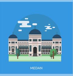 Medan conceptual design vector