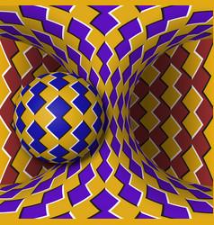 Optical sphere and hyperboloid vector