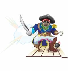 Pirate attack vector