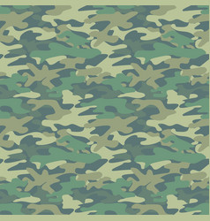 abstract military green pattern vector image vector image