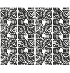 seamless abstract pattern Hand drawn vector image