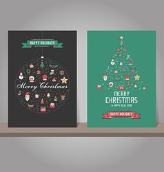 Christmas 08 01 vector image