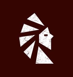 indian ethnic logo vector image