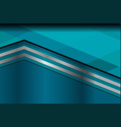 light blue template background vector image