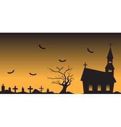 Happy Halloween Card banner Halloween vector image vector image