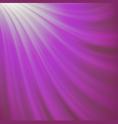 pink wave blurred background glowing pattern vector image