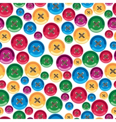 Childrens buttons vector