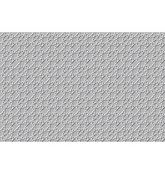 Islamic 3d light grey background architectural vector