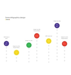 Rating infographic Useful for presentation web vector