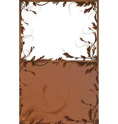 Fantasy backgrounds vector image