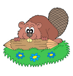 Beaver with log vector