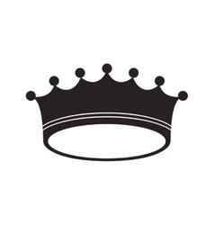 crown royal king design vector image