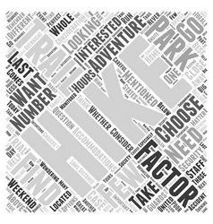 Innovative Advertising Places For New Economy Word vector