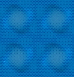 Seamless grungy raster pattern vector image vector image