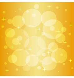 Christmas in sun tones vector image vector image