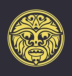 Tribal Mask vector image