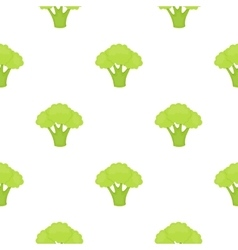 Broccoli icon cartoon Singe vegetables icon from vector