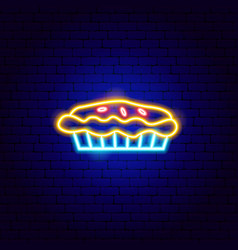 american neon sign vector image