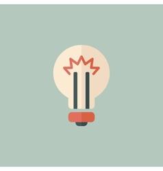 Idea Flat Icon vector image