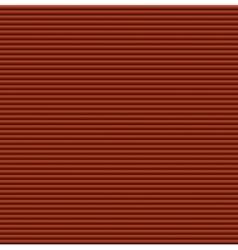 Orange galousie Volume of horizontal lines vector