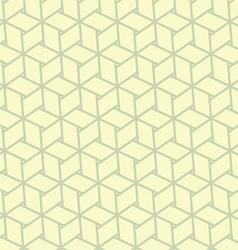 Seamless Japanese fabric pattern vector image