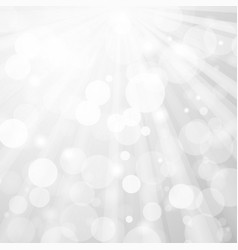 abstract grey dynamic background with a light blur vector image