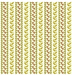 plant vertical seamless pattern background vector image