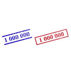 1 000 000 textured rubber stamp seals vector