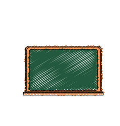 Blackboard object design to teach and learn vector