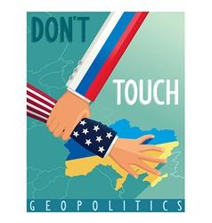 Revolution in Ukraine vector