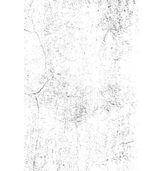 Cracked Plaster Texture vector image vector image