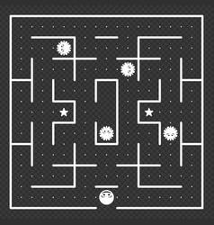 arcade game concept vector image