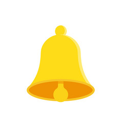 Bell icon alarm vector