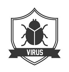 classic icon vector image
