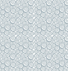 Circles seamless background vector