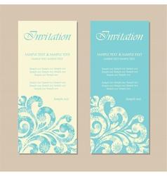 Ny invitation vector