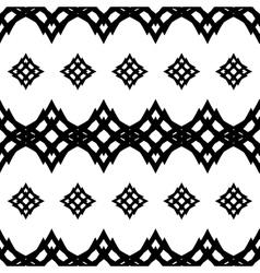 Rhombus geometric seamless pattern 806 vector image