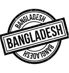 Bangladesh rubber stamp vector image