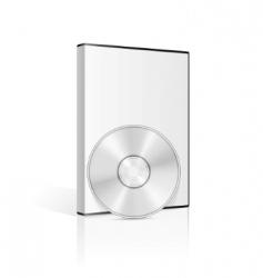 Dvd case vector