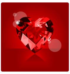 ruby vector image vector image