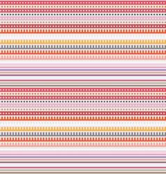 Striped woven texture vector