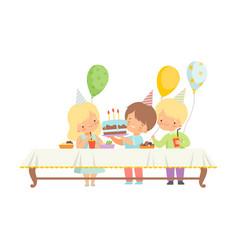 Peachy Little Boy Birthday Cake Vector Images Over 380 Birthday Cards Printable Nowaargucafe Filternl